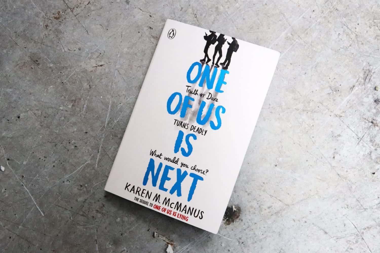 One of Us is Next - Karen M McManus