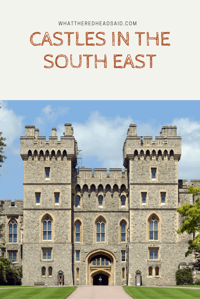Castles in the South East