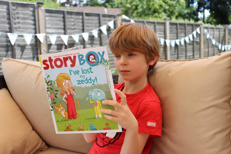 Introducing Story Box from Bayard Magazines
