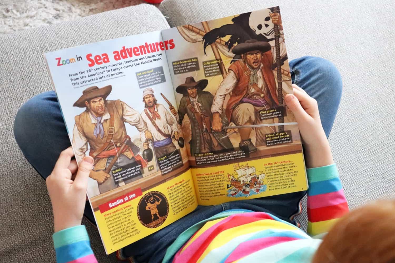 Discovery Box from Bayard Magazines