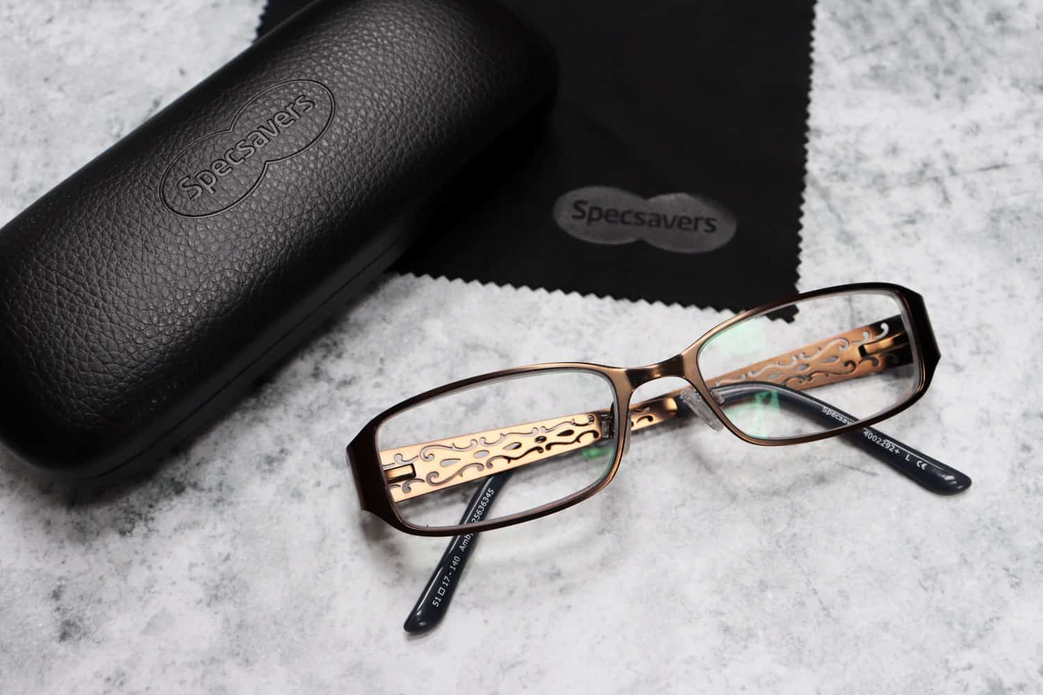 The Joy of New Glasses from Specsavers
