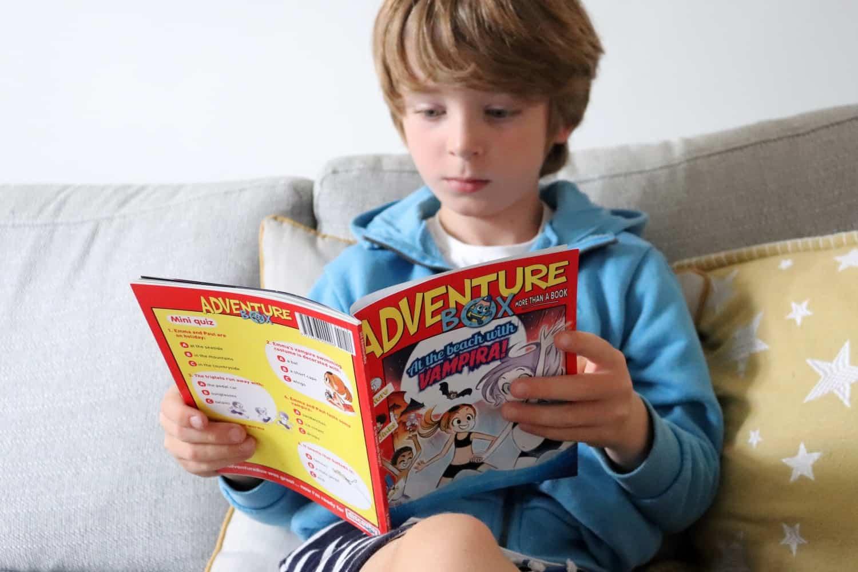 Adventure Box from Bayard Magazines | AD