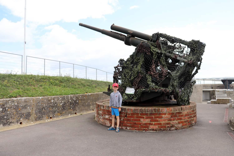 Exploring Nothe Fort - Weymouth, Dorset