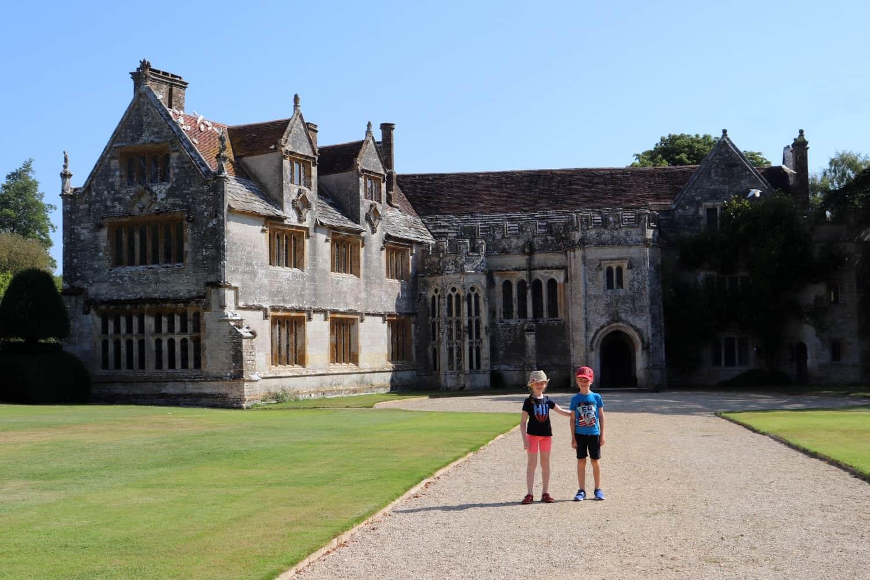 A Trip to Athelhampton House - Dorset
