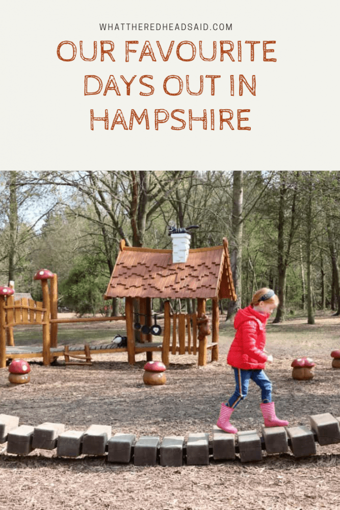 Our Favourite Days Out in Hampshire