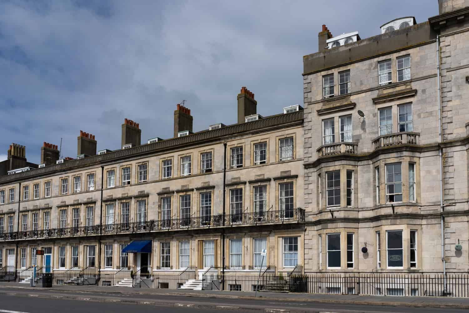 Experiencing Daish's Holidays - The Russell Hotel, Weymouth