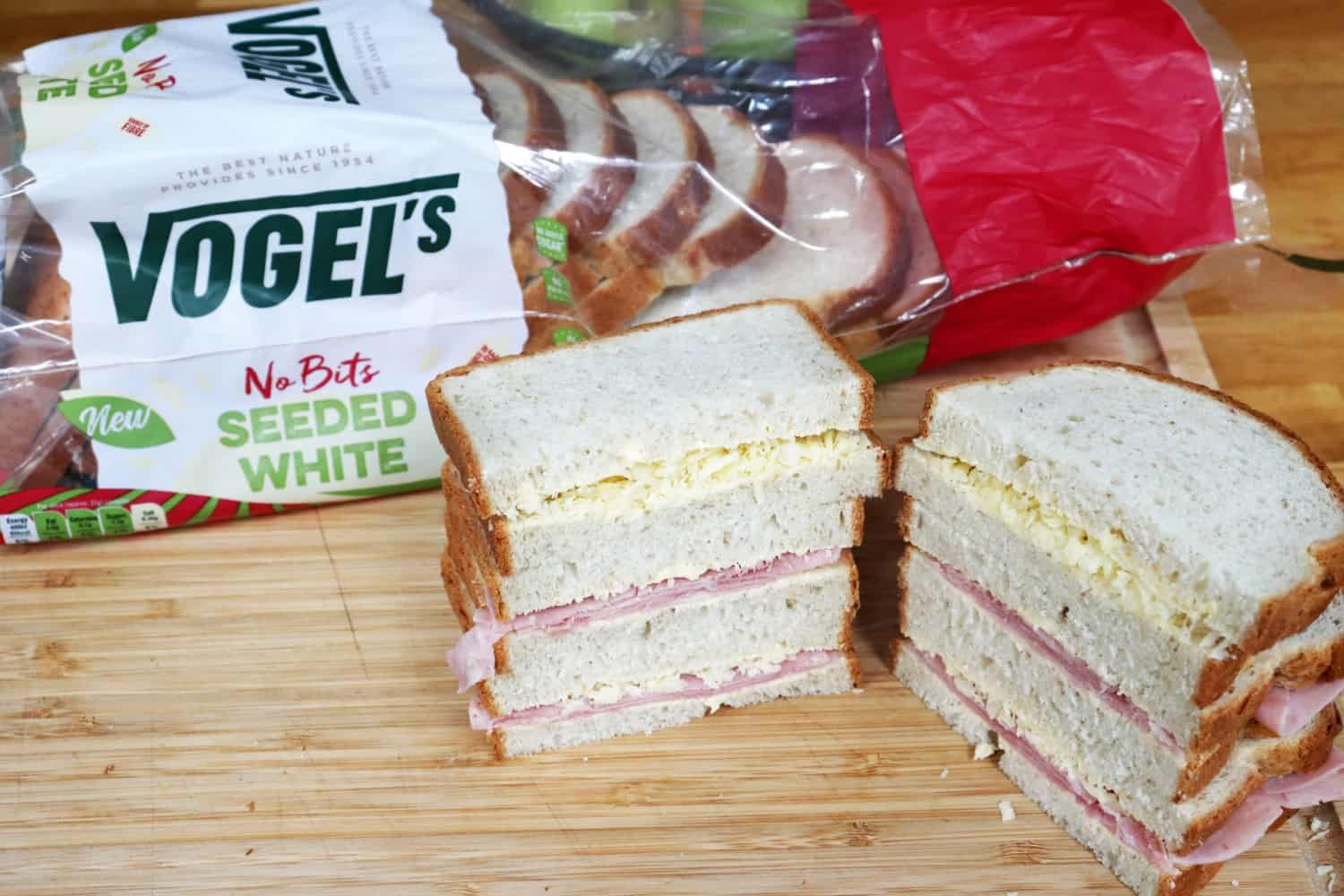 Packed Lunches Whatever the Weather with Vogel's