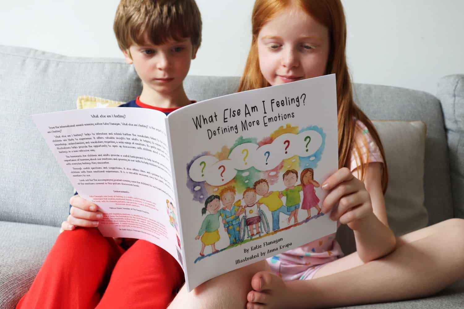 Help Children To Understand How They're Feeling - And Win!