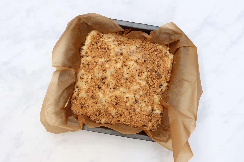 Slow Cooker Cookies and Cream Fudge