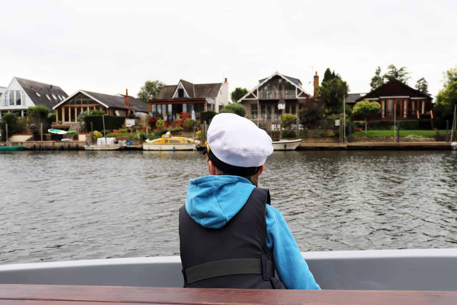 A GoBoat Adventure in Kingston