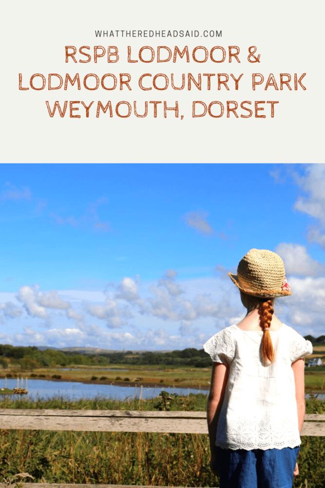 RSPB Lodmoor and Lodmoor Country Park - Weymouth, Dorset
