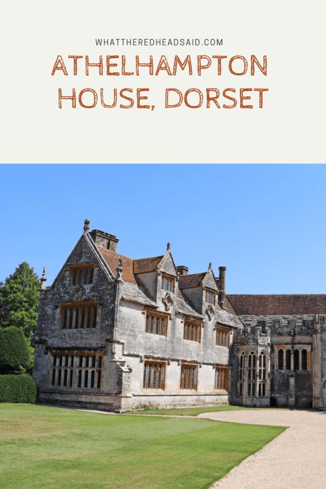 Athelhampton House – Dorset