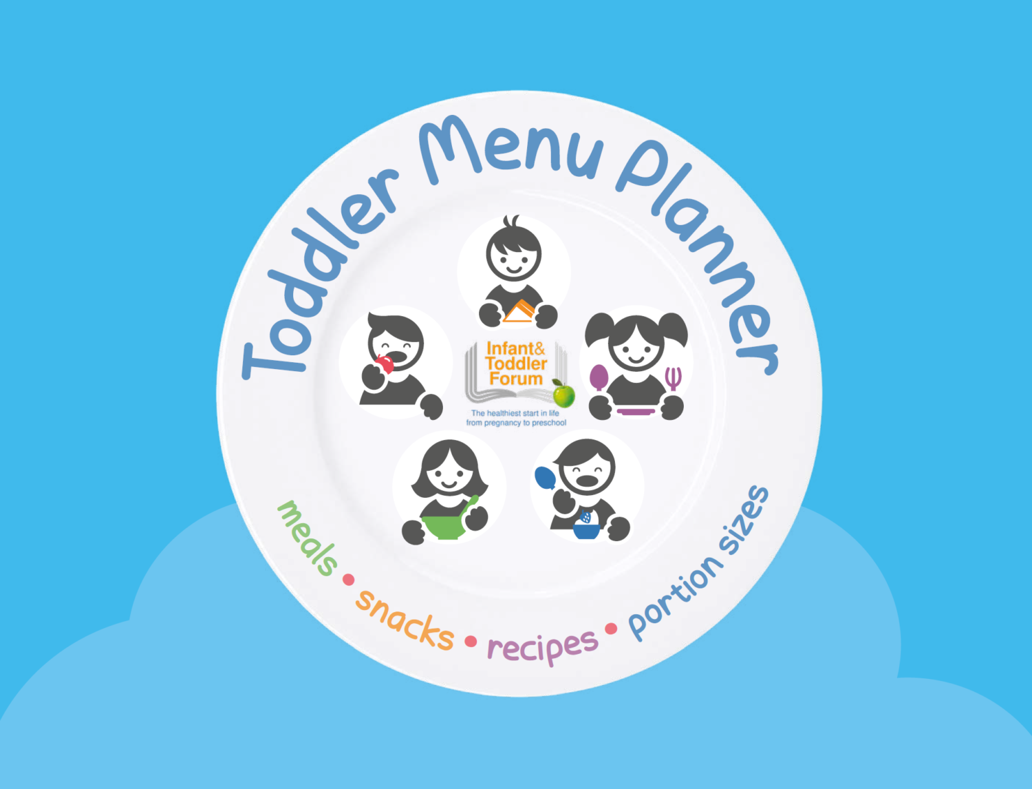 Introducing the Toddler Menu Planner | AD