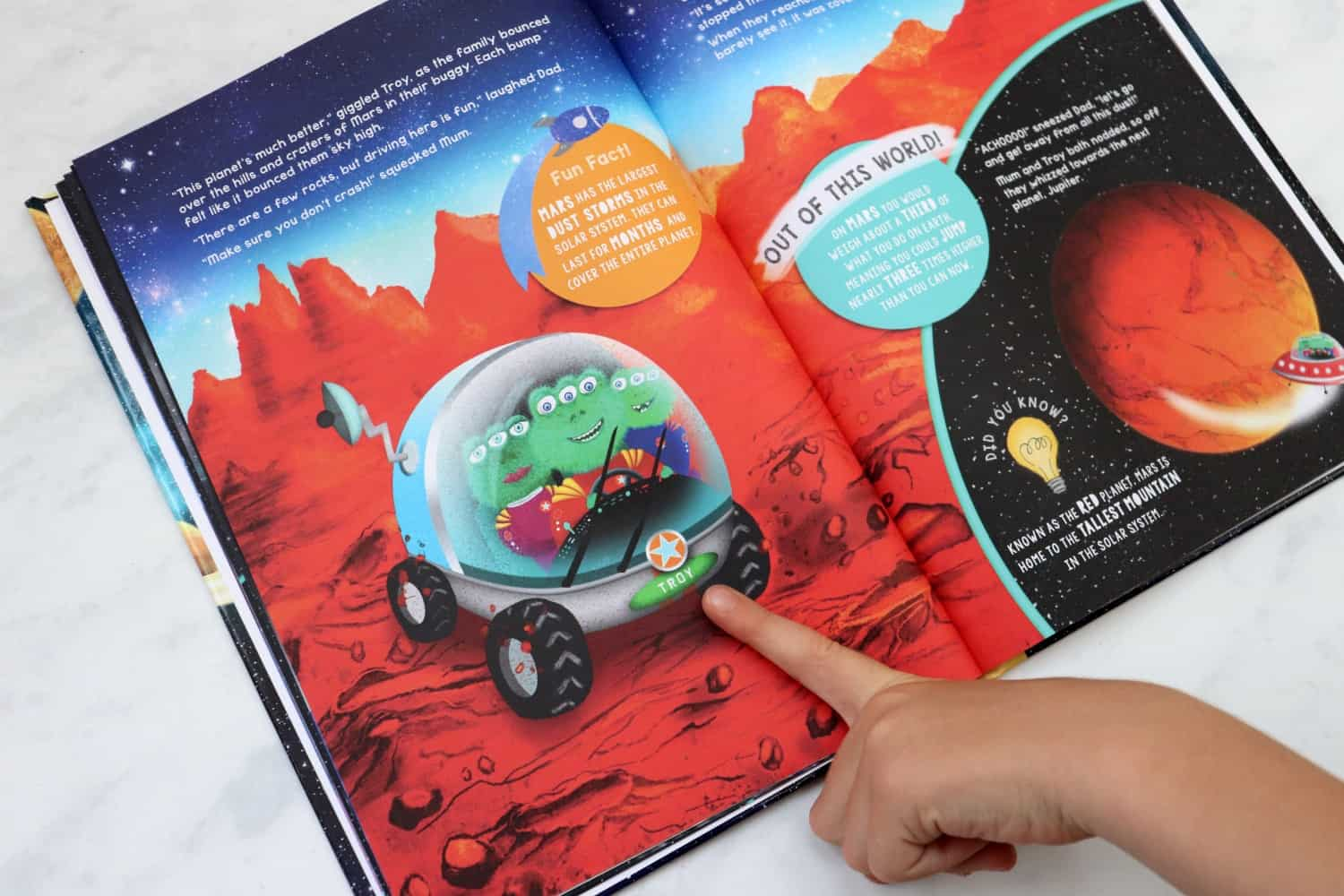 Introducing Personalised Books from In The Book