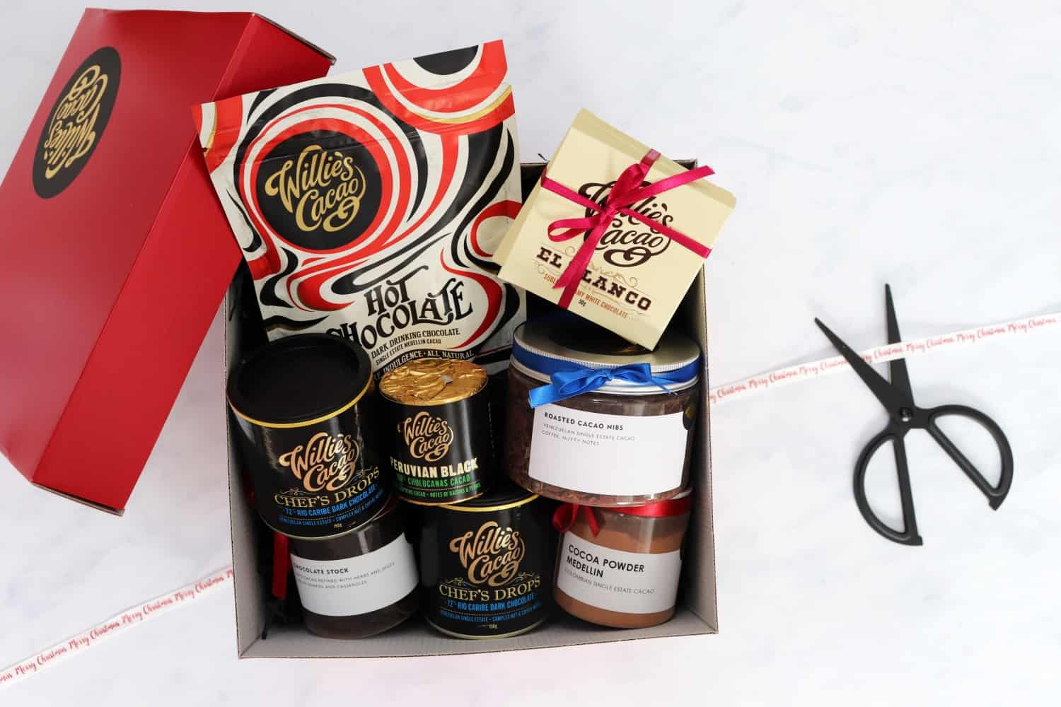 Willie's Cacao Chef's Treasures Cooking Hamper