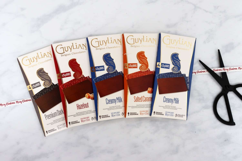 Guylian Belgian Chocolate Bars