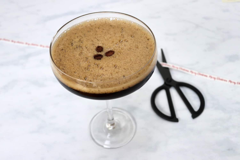 Espresso Martini Single or Double Cocktails