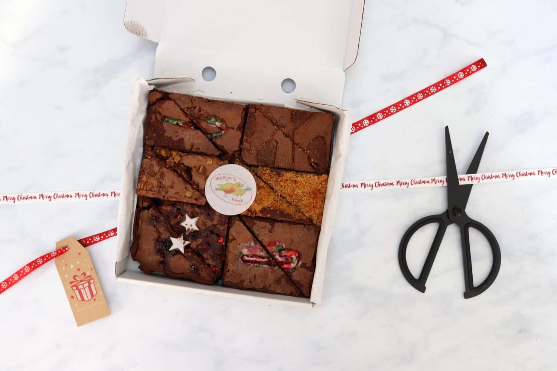 Robyn's Nest Brownie Box