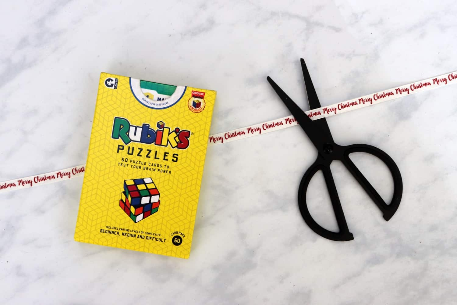 Rubiks Puzzles card game