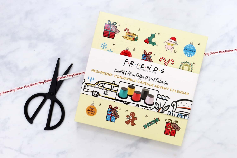 Friends Limited Edition Coffee Advent Calendar