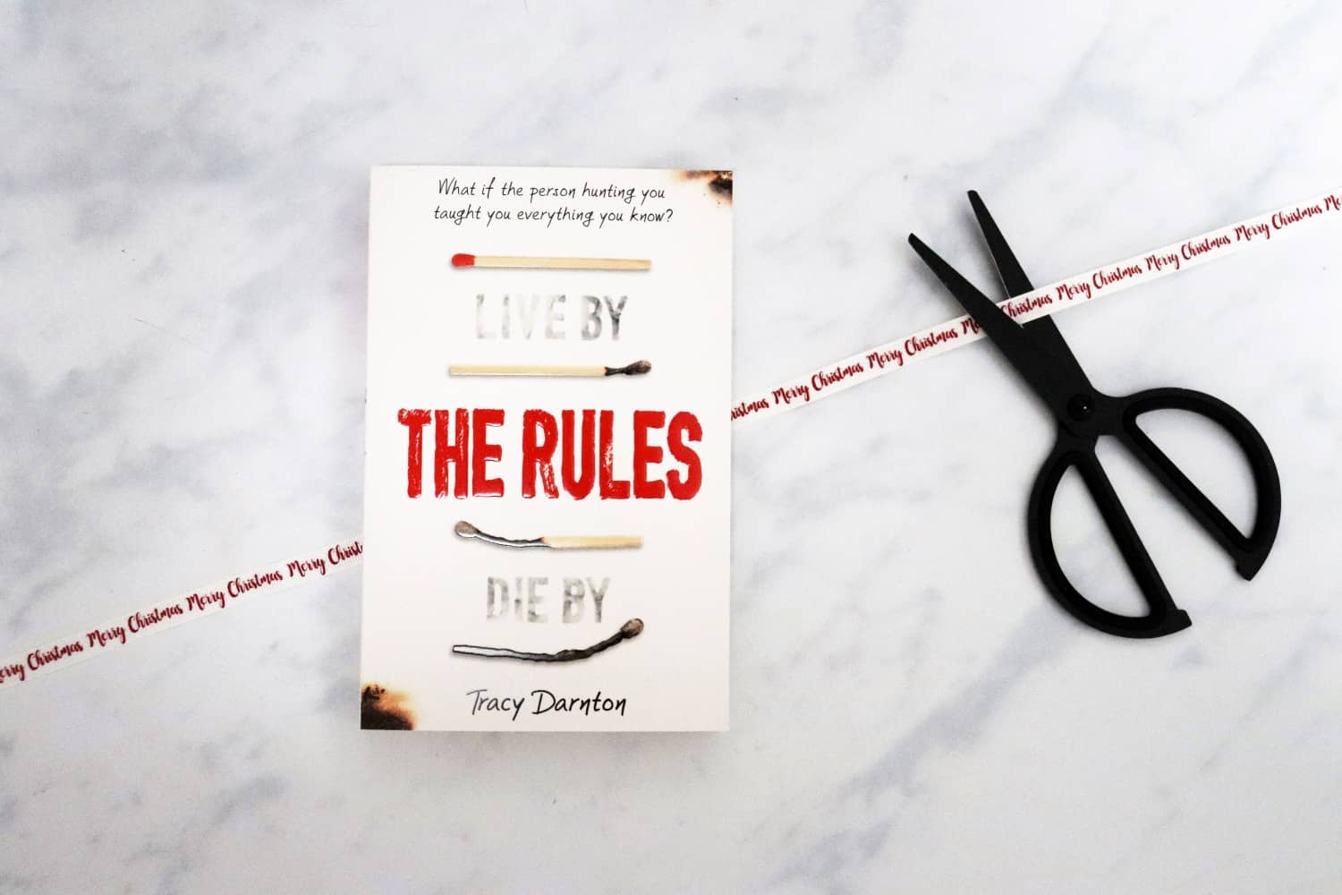 The Rules Tracy Darnton