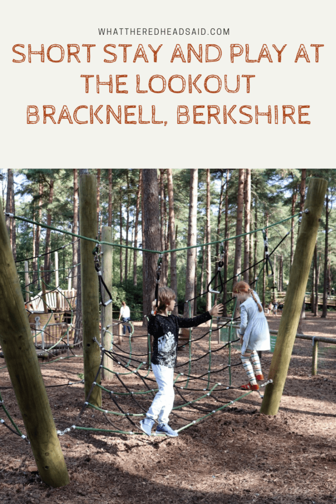Short Stay and Play at The Lookout – Bracknell, Berkshire