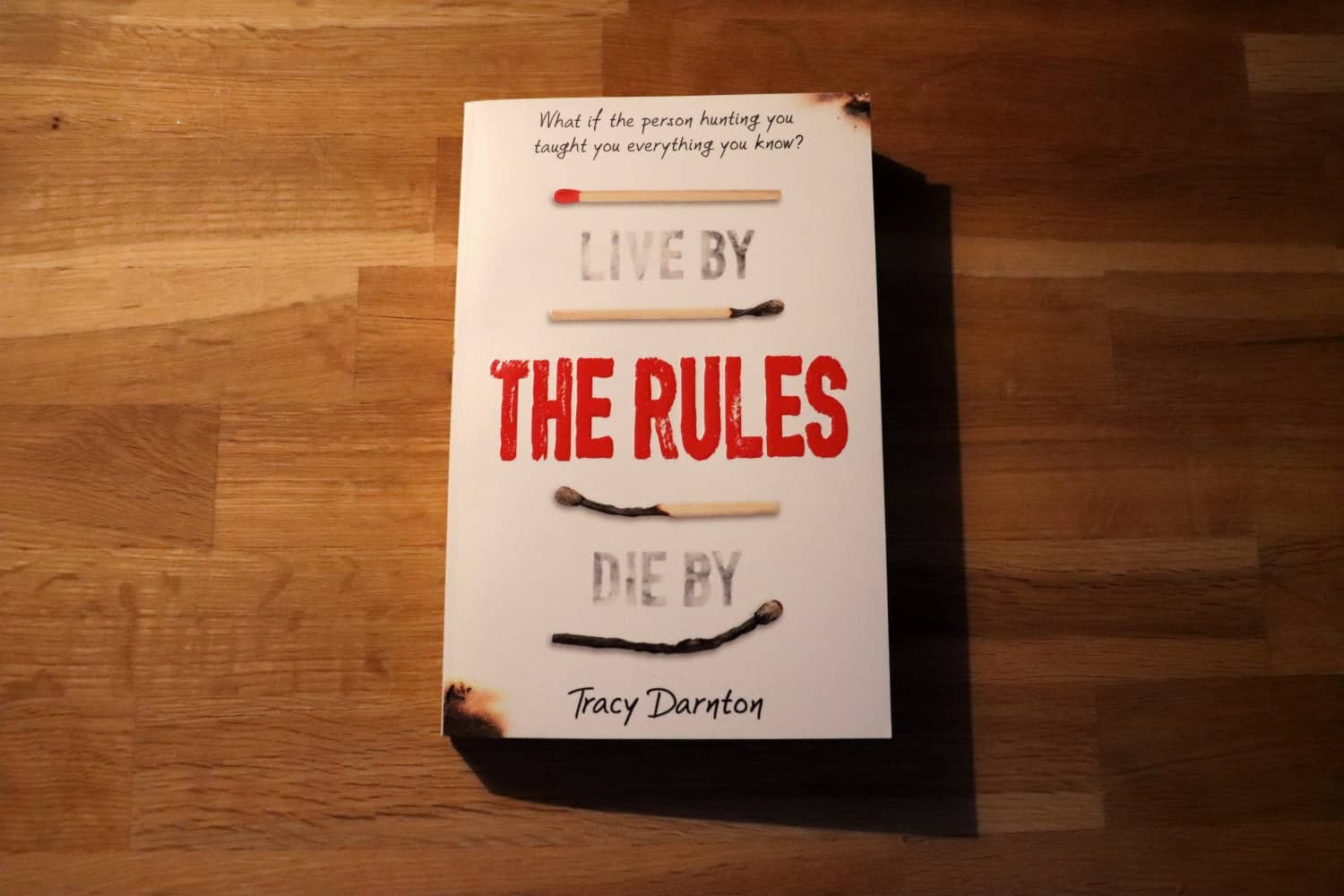 The Rules - Tracy Darnton