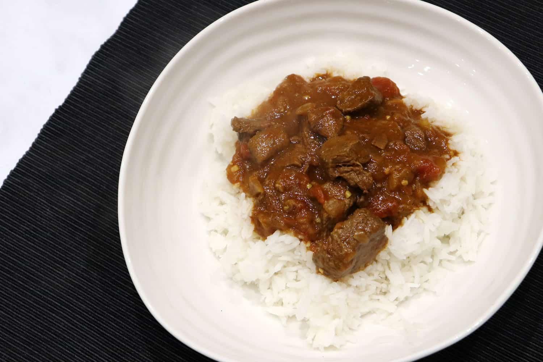 Slow Cooker Beef Rogan Josh