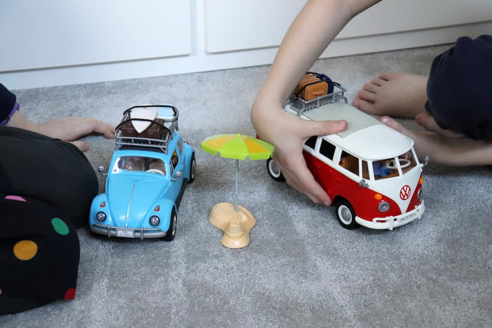 The Volkswagen Playmobil Range
