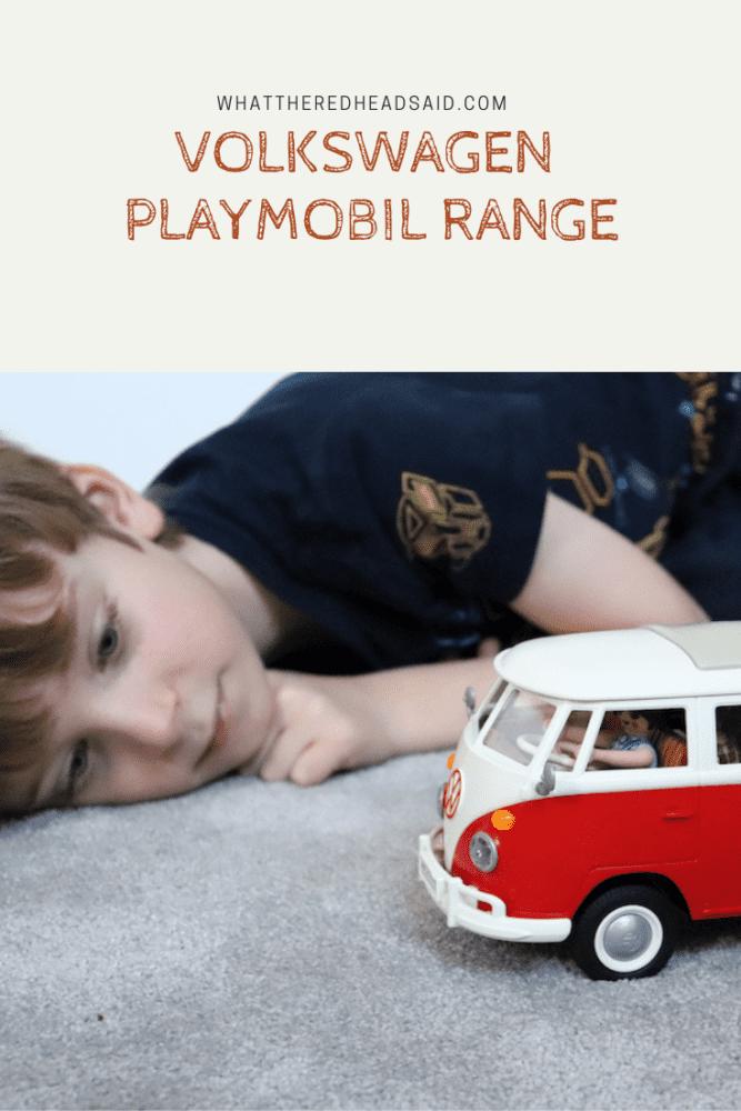 Volkswagen Playmobil Range