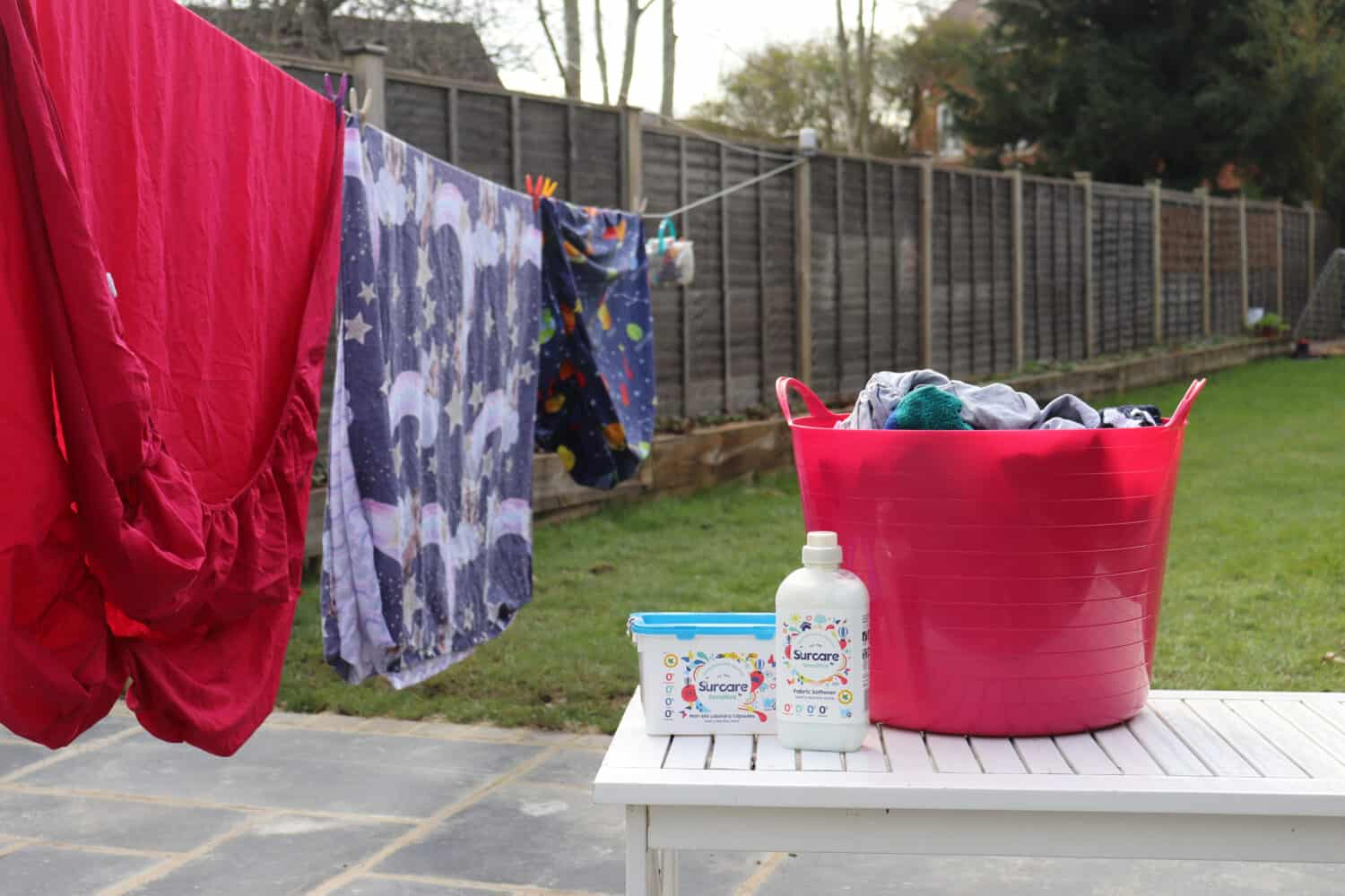 Refreshing our Laundry Routine with Surcare