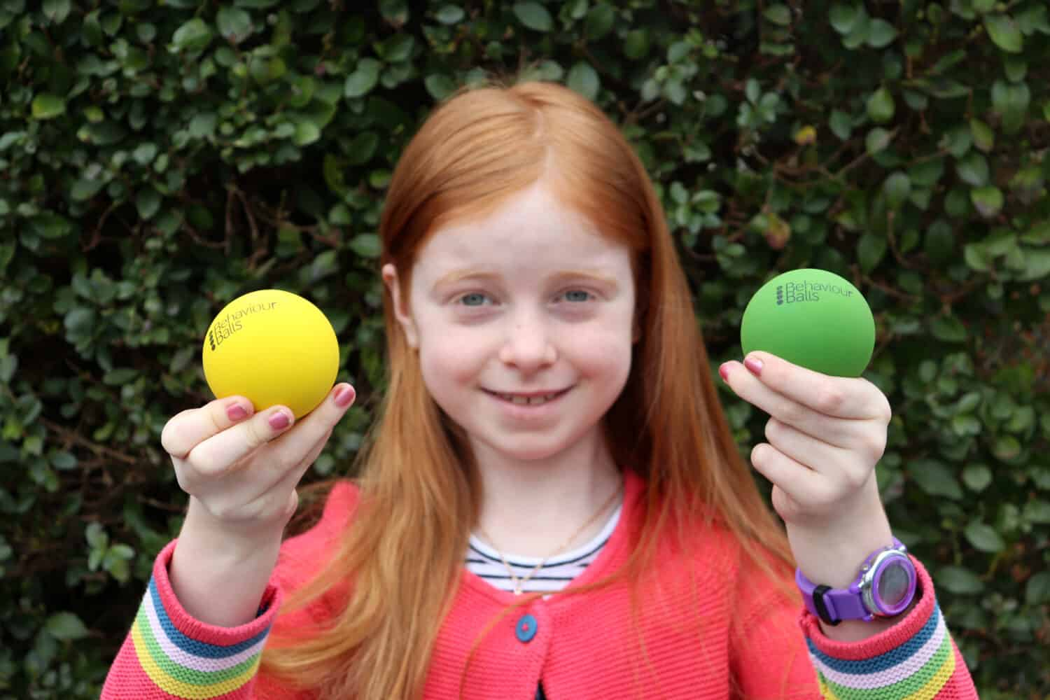 Behaviour Balls Review and Giveaway