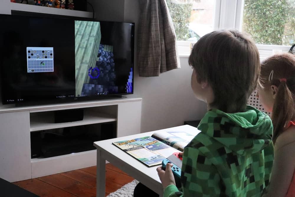 Minecraft World Magazine Review