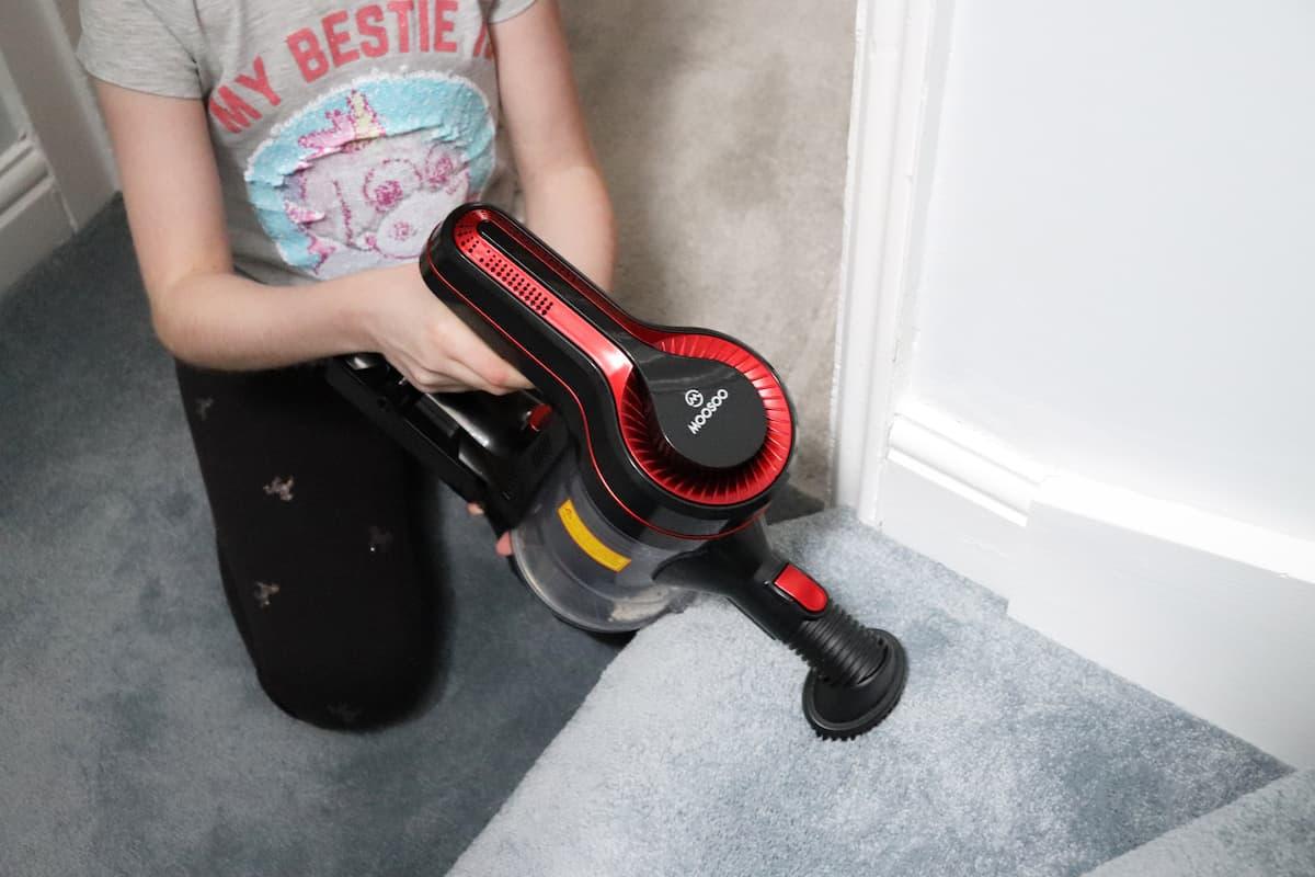 MooSoo 4-in-1 Cordless Vacuum Cleaner Review