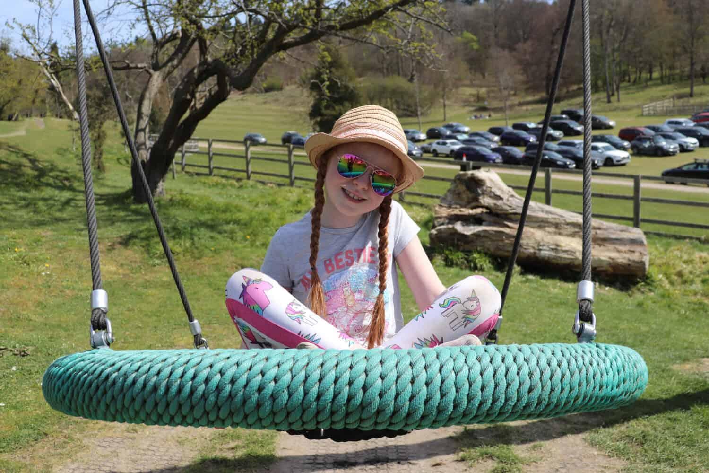 Visiting Stonor Park and Tumblestone Hollow