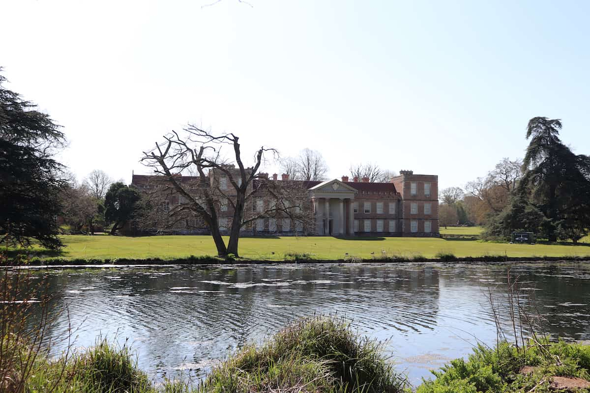 A Covid Safe Visit to The Vyne {National Trust}
