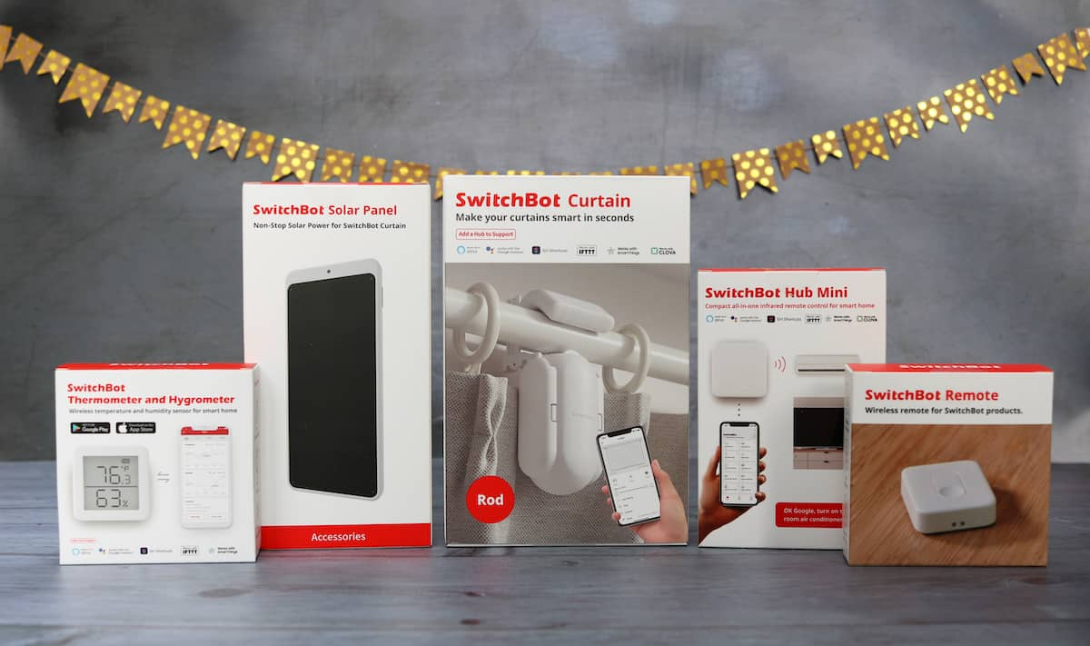 Father's Day Gift Guide - Switch Bot