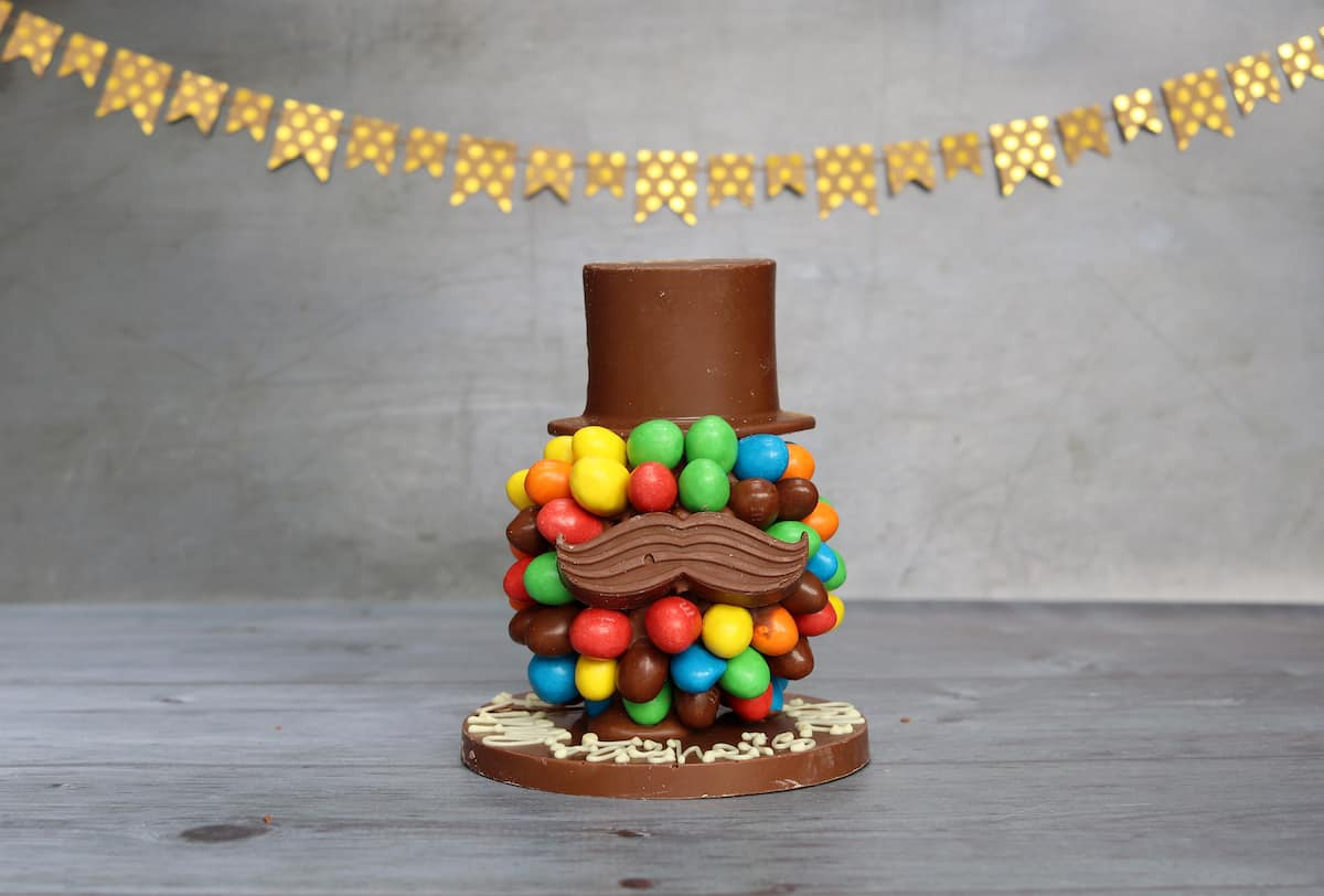 Father's Day Gift Guide - Sweet Trees Chocolate Heads