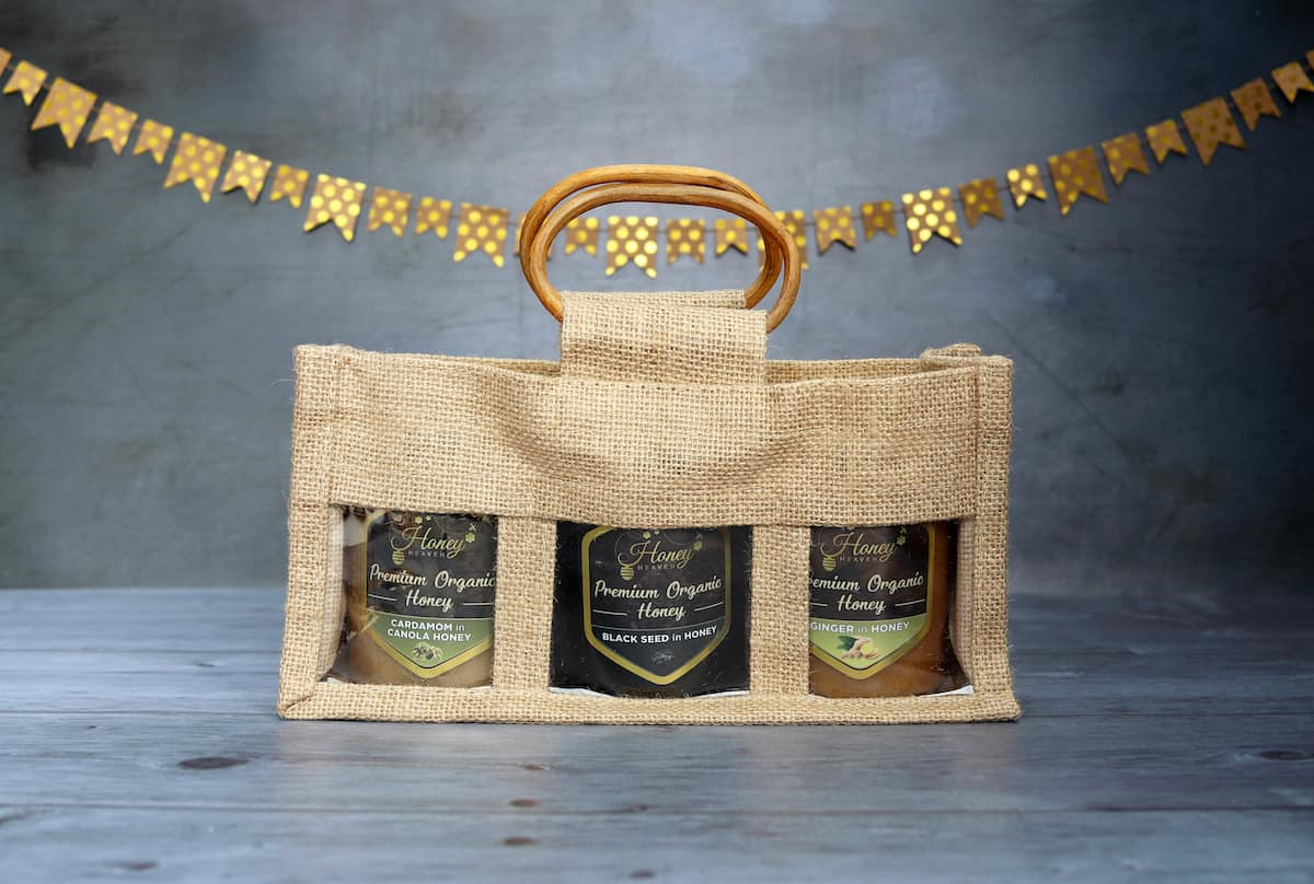 Father's Day Gift Guide - Honey Heaven Gift Bag