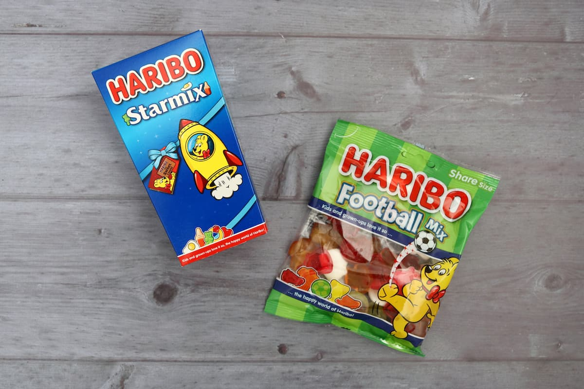 Father's Day Gift Guide - Haribo