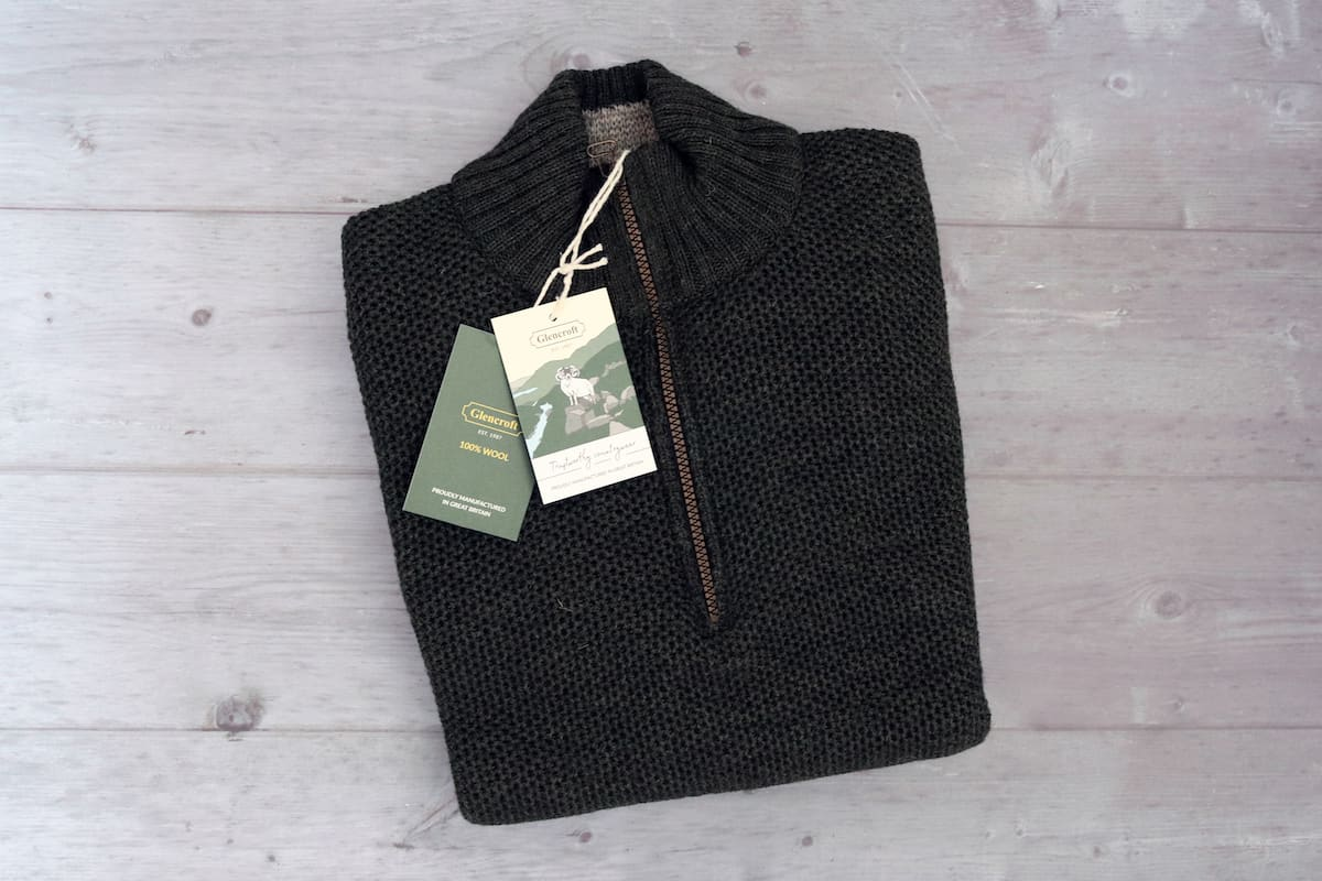 Father's Day Gift Guide  - Glencroft Clapdale Jumper