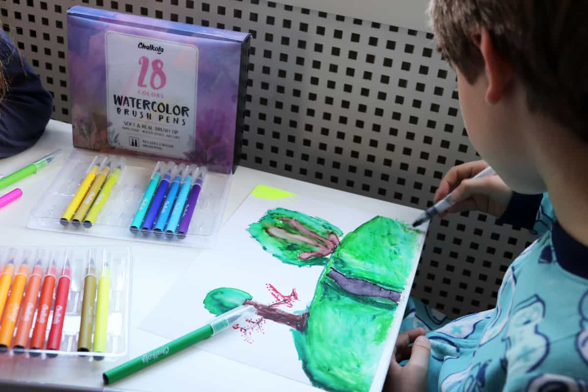 Watercolour Painting Made Easy Chalkola