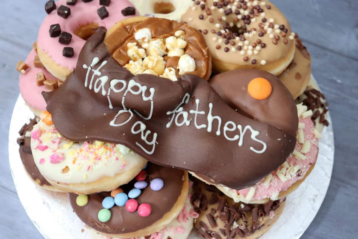 Father's Day Gift Guide - Bradford's Bakers Doughnuts