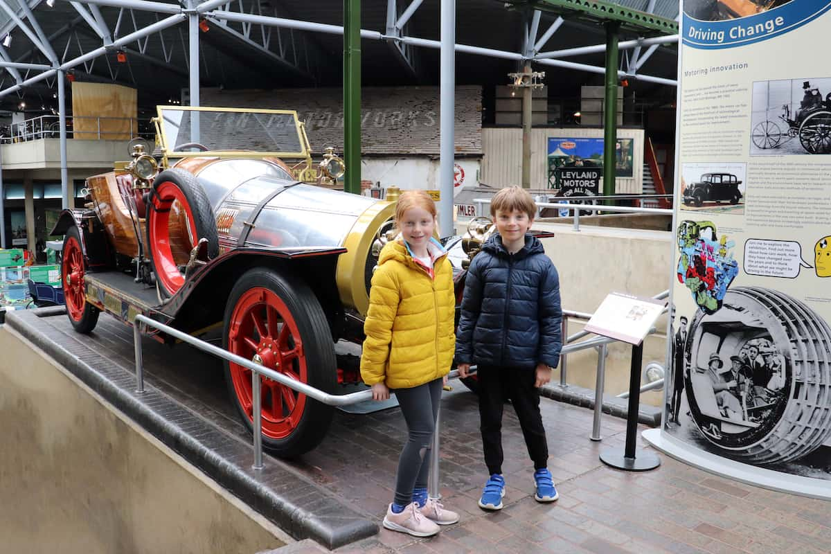 A Covid Safe Visit to Beaulieu After Lockdown