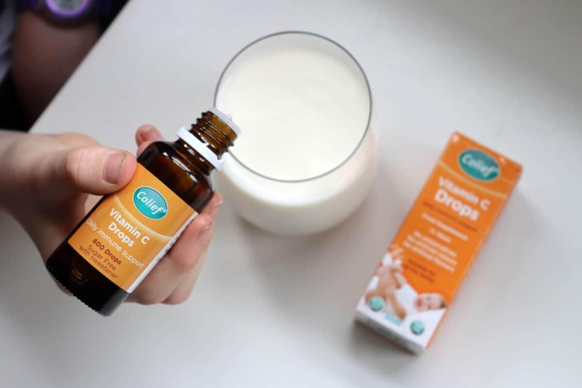 Colief Vitamin C Drops