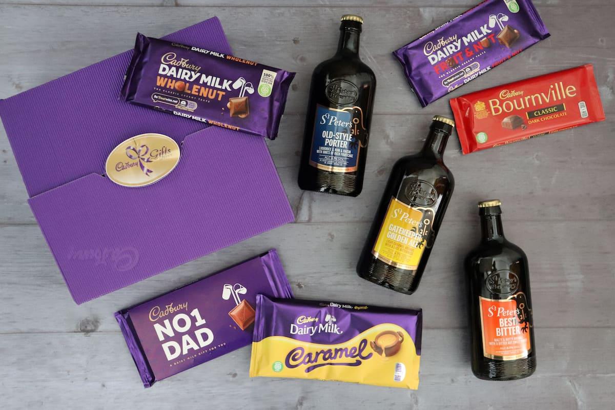 Cadbury Dad's Bars and Beers Hamper