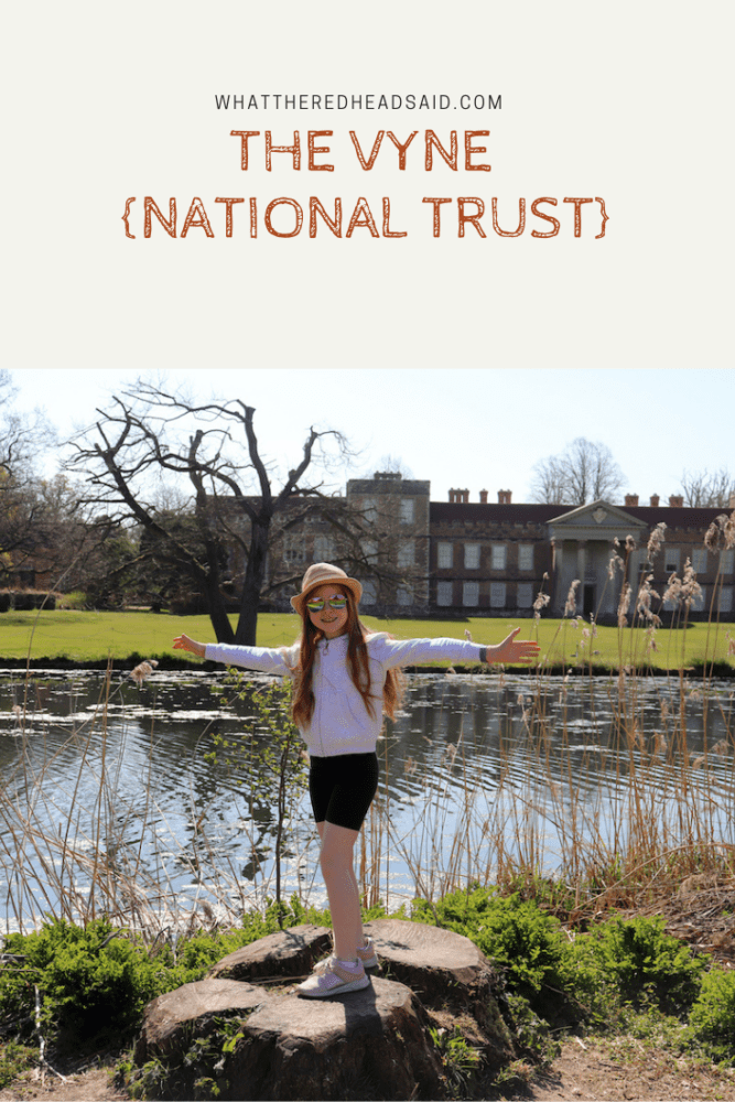 The Vyne {National Trust}
