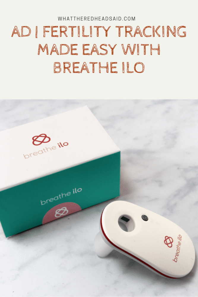 Fertility Tracking Made Easy with breathe ilo