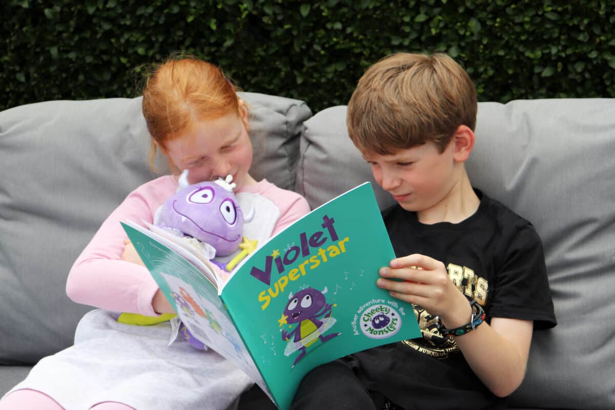 Cheeky Monsters: Inspiring Books and Toys for Kids!