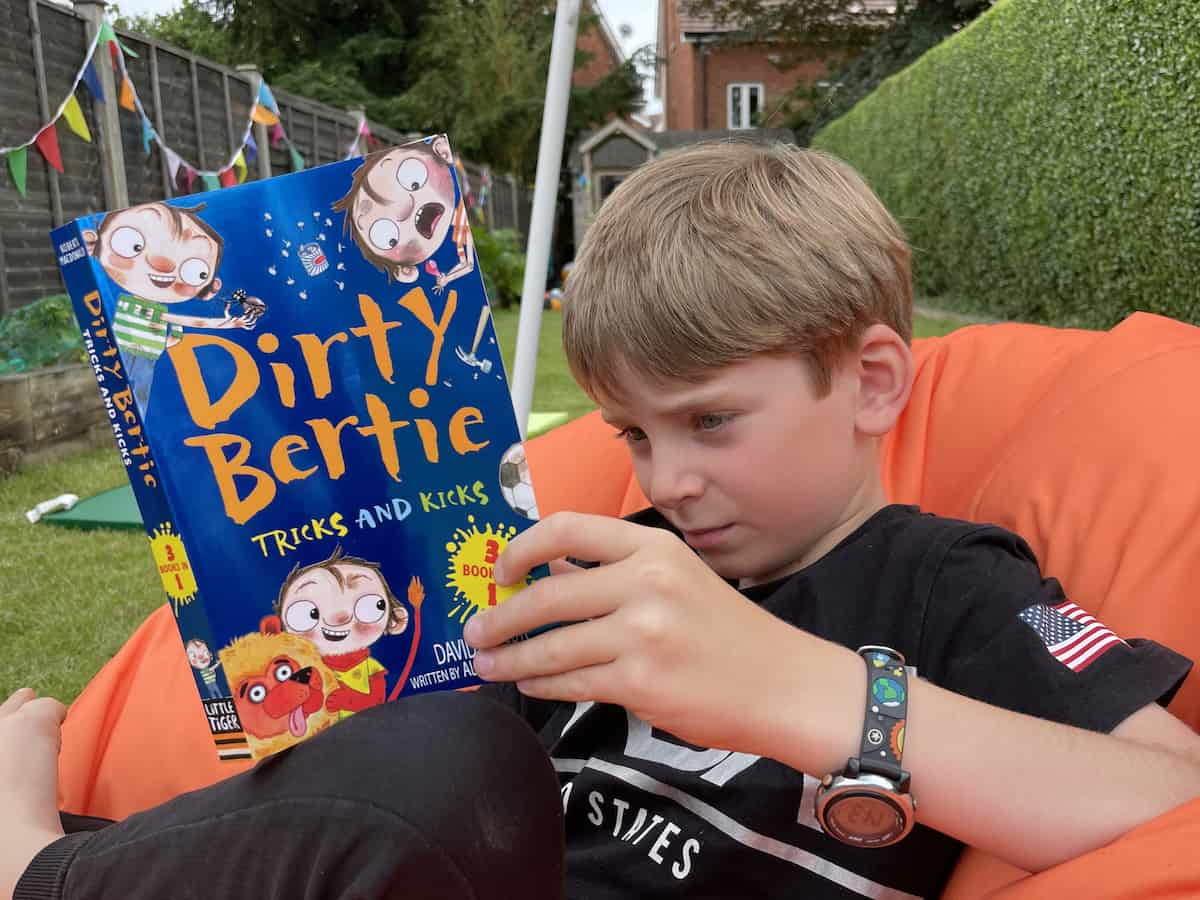 Dirty Bertie - Tricks and Kicks